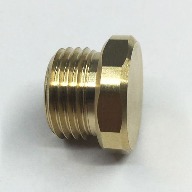 turning machining brass bolts