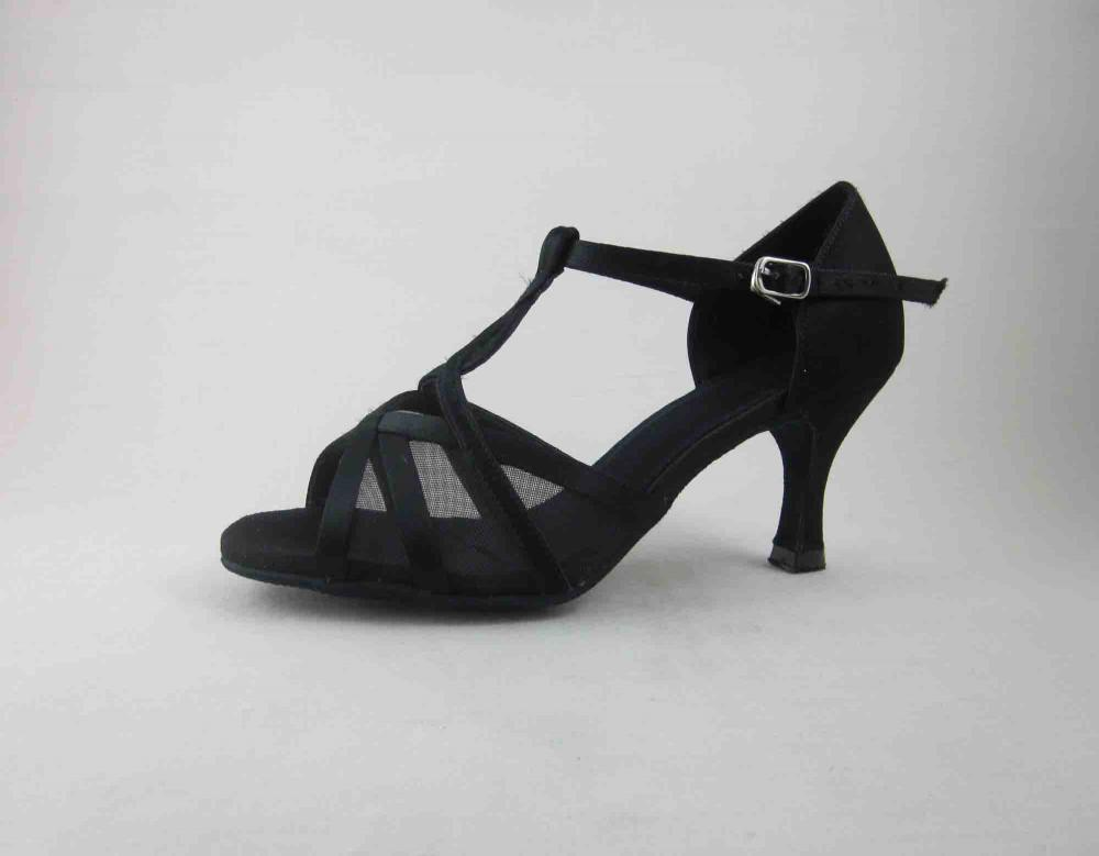 Womens Black Dance Shoes