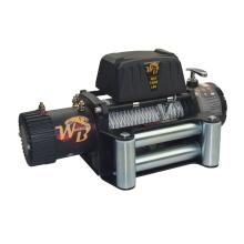 Cabrestante eléctrico de 13000 lb para 4x4 con cable de acero