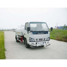 buy ISUZU water tanker truck capacity price