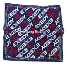 Bandolera promocional impresa hecha a medida del algodón del diseño modificado para requisitos particulares