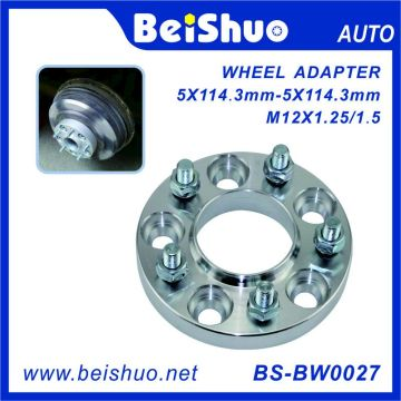 5X114.3mm PCD Wheel Spacer Wheel Adapter with Bolts and Nuts