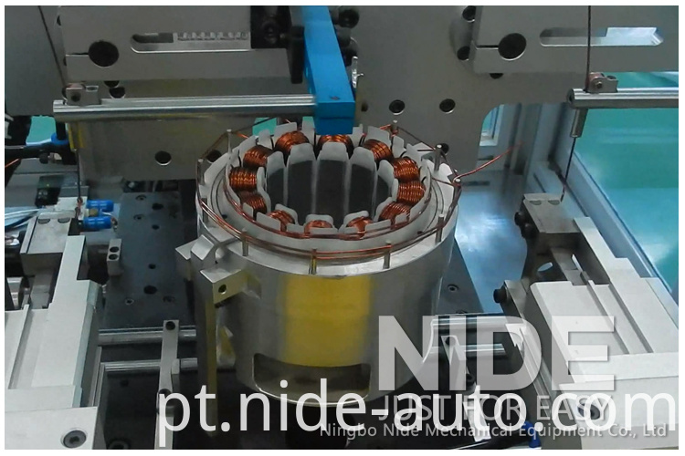 bldc motor stator inslot needle-winding-machine106
