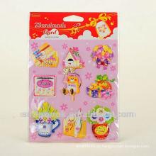 Pegatinas de dibujos animados cute DIY / etiqueta engomada decorativa para ventas por mayor