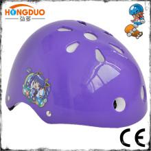 PP sheel sports helmet sticker logo design