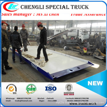 5tons Wrecker Update Intall One Your Truck Tow Truck Body
