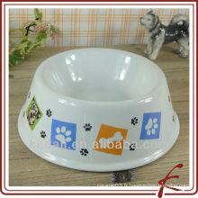 Bols de ceramique en porcelaine chaud