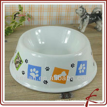 ceramic pet bowl