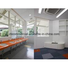 Revestimientos de pared, armarios y paneles de control, estructuras para ambientes corrosivos, paneles de espuma de PVC de conductos