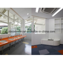 Wall Claddings, Control Cabinets and Panels, Structures for Corrosive Nvironments, Ducts PVC Foam Panel