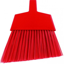 Superior Large Angle Broom With Replaceable Head For Indoor Or Outdoor Use