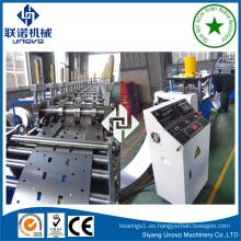 maquinaria de perfilado de estantería de mercancías