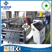 warehouse racking sigma upright rollform manufacturing line