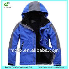 Europan nouveau style nouvelle veste de ski design pour vêtements pour hommes