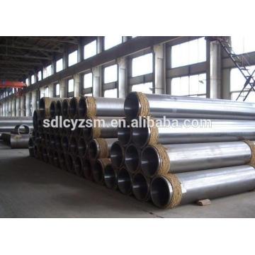 tuyau d'acier sans couture st52 pour le bâtiment de construction