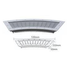 Ventilador forma 36W LED jardín subterráneo luz iluminación decoración IP67 alta brillante