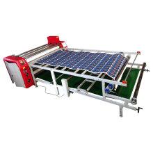 SR-420 roller heat press machine custom