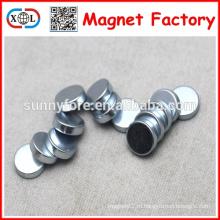 Одежда приложения цилиндра магниты малых