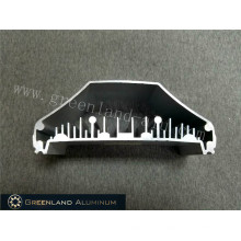 Large Aluminum Profiles for Heat Sink Used