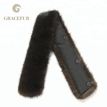 wholesale low price real rexrabbit fur collar for sale