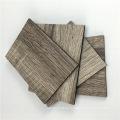 Barandilla de madera del jardín de la máquina del tablero de la espuma del PVC