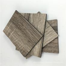 Trilhos de madeira do jardim da máquina da placa da espuma plástica do PVC