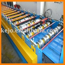 steel roof Machine