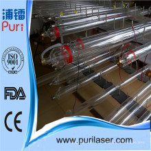 Распределитель лазерной трубки высокой мощности с высокой скоростью резания