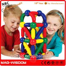 Jumbo Magnetic Builders for Kids SmartMax