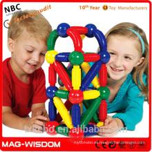 Jumbo Constructores magnéticos para niños SmartMax