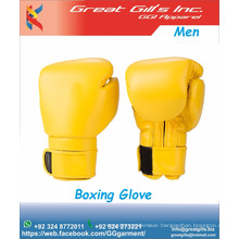 High quality Real leather MMA punching gloves/boxing gloves