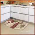 2015 máquina de tapete de tapete de cozinha lavável adornado
