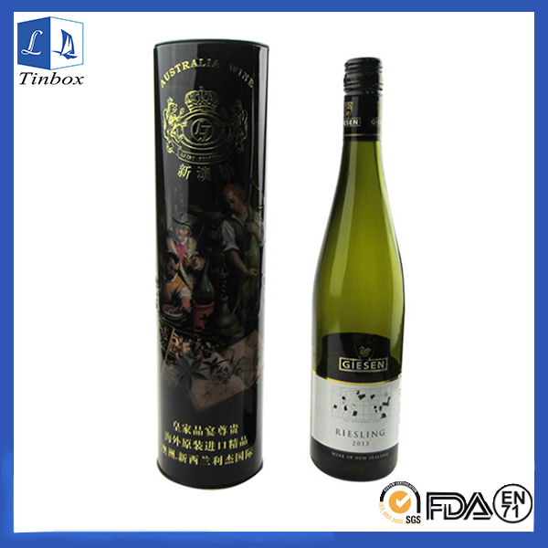 Wine Bottle Packaging Container Box