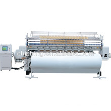 CS110 Digital control shuttle multi needle quilting mattress machine