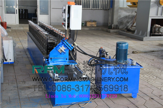 FX T ceiling keel roll forming machine