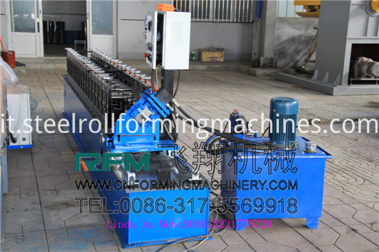 T Shaped Steel Bar roll forming machine