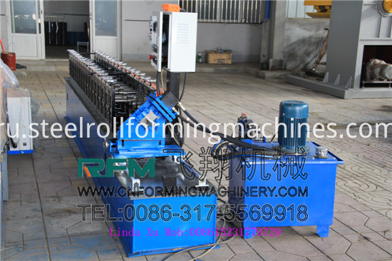Automatic T Ceiling Light Keel Forming Machine