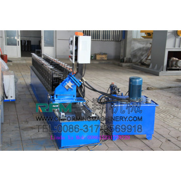 Steel keel T bar roll forming machine