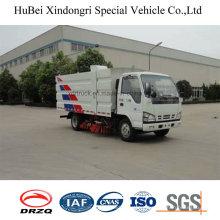 5.5cbm New Design Isuzu Road Sweeper Truck Euro 4