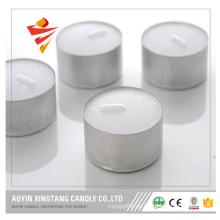 Copa de aluminio de velas flotantes Tealight