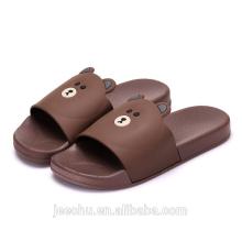 Cute slippers wear non-slip beach slippers cartoon indoor slippers