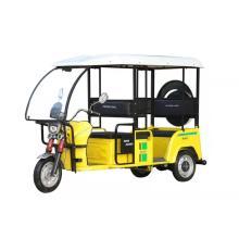 Halbgeschlossenes elektrisches Hochgeschwindigkeits-Dreirad