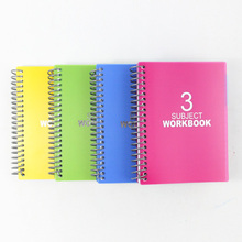 Farbige Spiral Note Book Sets