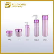 Jeux de verre emballage cosmétique