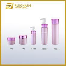 Glass Cosmetic Packaging Sets