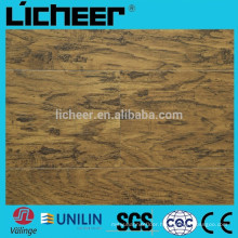 formaldehyde-free vinyl flooring/living room tiles/valinge 5G/wave pattern tile