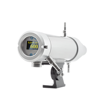 pirômetro infravermelho fixo de alta temperatura