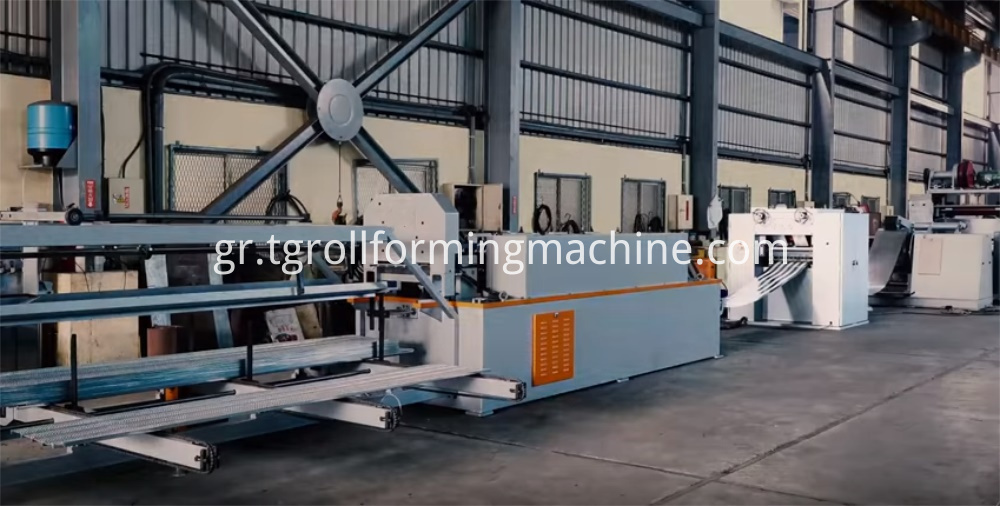 Rib Expanded Metal Lath Machine