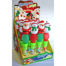 Apito de Papai Noel e Boneco de Neve (70710)