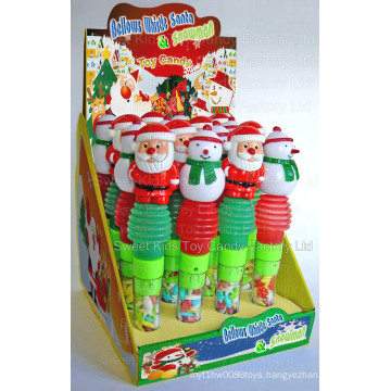 Whistle Santa & Snowman (70710)